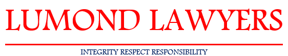 Lumond Lawyers Logo